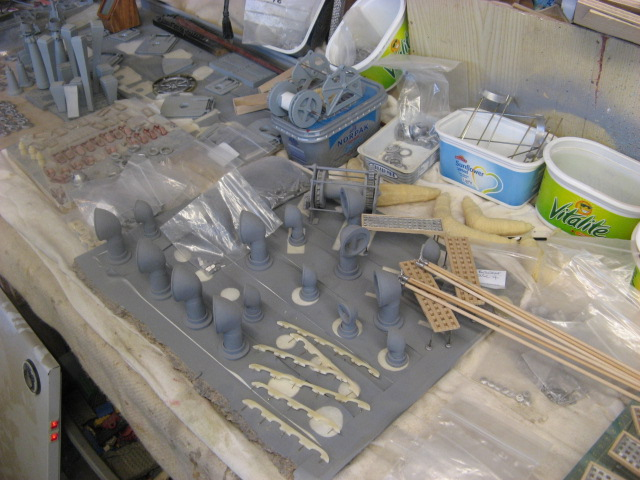 A lifeboat build blog...........How a kit is made! - Page 8 00218