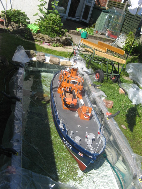 Clyde class lifeboat/Loch Ness sail 00310