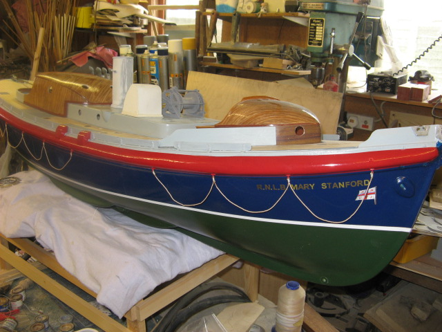 A lifeboat build blog...........How a kit is made! - Page 8 00316