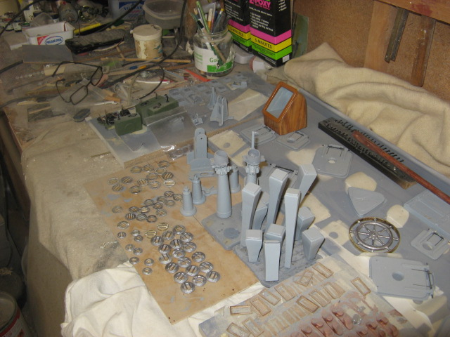 A lifeboat build blog...........How a kit is made! - Page 8 00317
