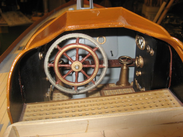 A lifeboat build blog...........How a kit is made! - Page 8 00420