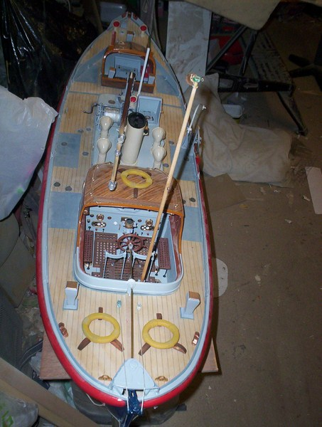 A lifeboat build blog...........How a kit is made! - Page 9 004_co14
