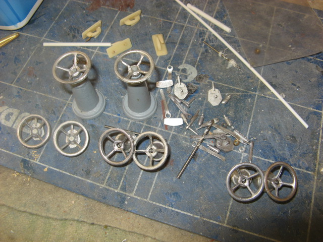 A lifeboat build blog...........How a kit is made! - Page 8 00716