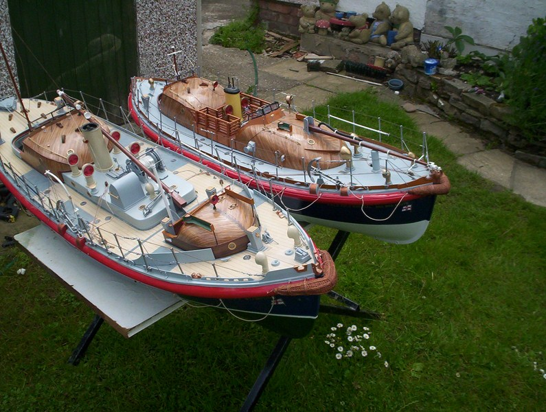A lifeboat build blog...........How a kit is made! - Page 9 010_co12