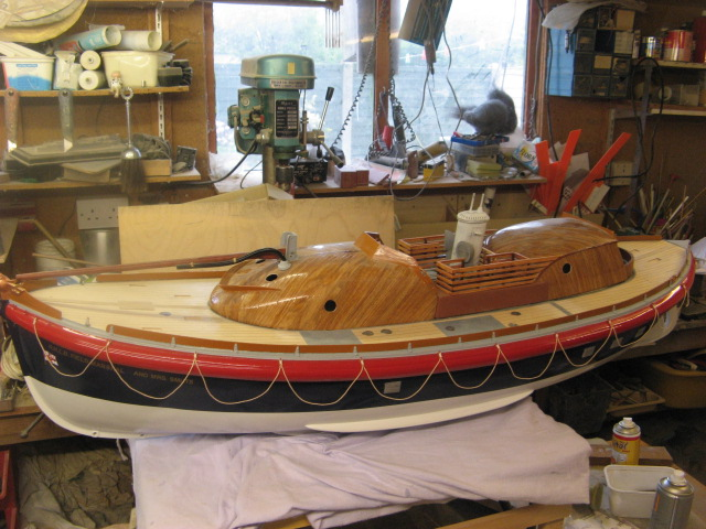 A lifeboat build blog...........How a kit is made! - Page 8 01110