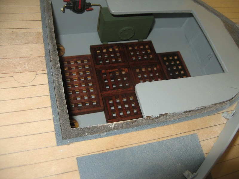 A lifeboat build blog...........How a kit is made! - Page 9 011_co10