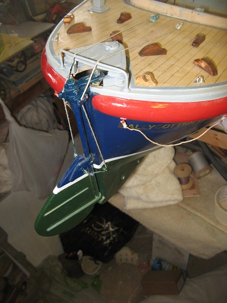 A lifeboat build blog...........How a kit is made! - Page 9 011_co11