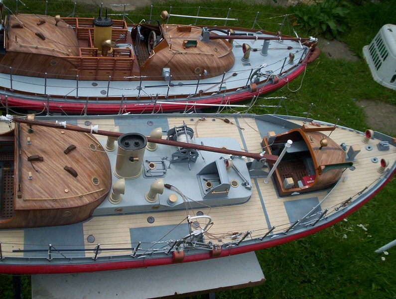 A lifeboat build blog...........How a kit is made! - Page 9 011_co12
