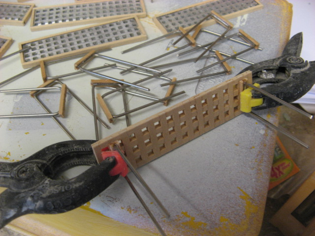 A lifeboat build blog...........How a kit is made! - Page 6 Bench_10