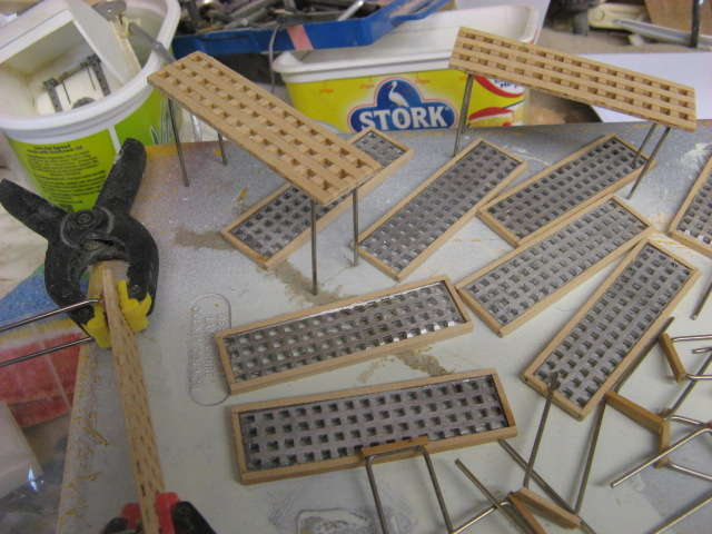 A lifeboat build blog...........How a kit is made! - Page 6 Bench_11