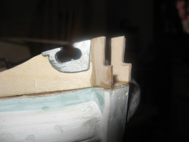 A lifeboat build blog...........How a kit is made! - Page 4 Bow_go10