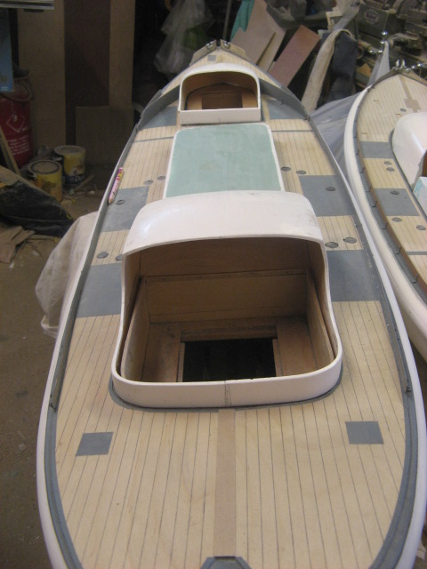 A lifeboat build blog...........How a kit is made! - Page 5 Cabins13