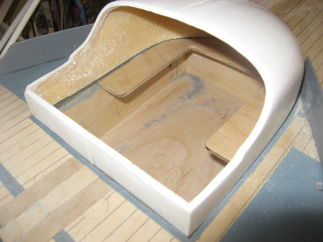A lifeboat build blog...........How a kit is made! - Page 5 Cabins14