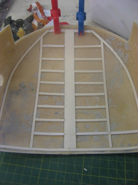 A lifeboat build blog...........How a kit is made! - Page 5 Claddi14