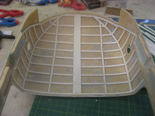 A lifeboat build blog...........How a kit is made! - Page 5 Claddi15