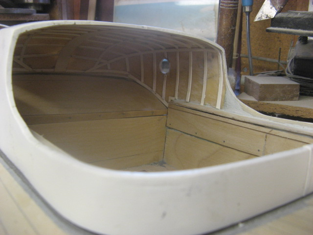 A lifeboat build blog...........How a kit is made! - Page 5 Claddi16