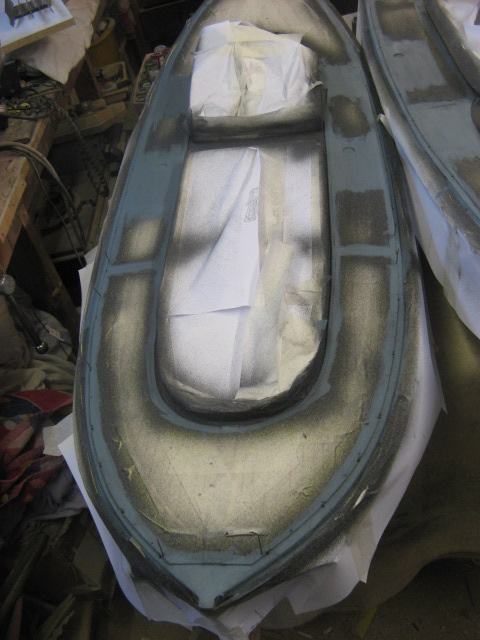 A lifeboat build blog...........How a kit is made! - Page 4 Colour10