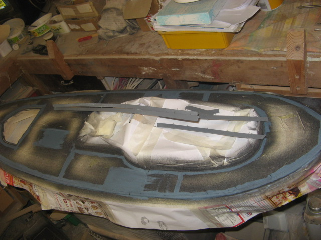 A lifeboat build blog...........How a kit is made! - Page 4 Colour12
