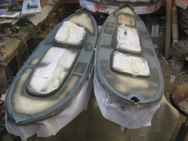 A lifeboat build blog...........How a kit is made! - Page 4 Colour13