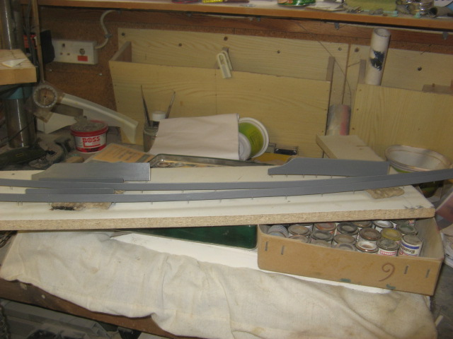 A lifeboat build blog...........How a kit is made! - Page 4 Colour14