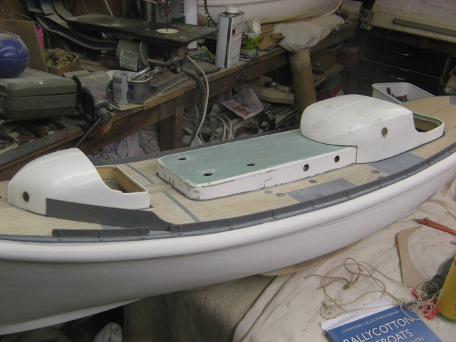 A lifeboat build blog...........How a kit is made! - Page 5 Cuttin13