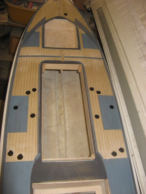A lifeboat build blog...........How a kit is made! - Page 5 Deck_f21