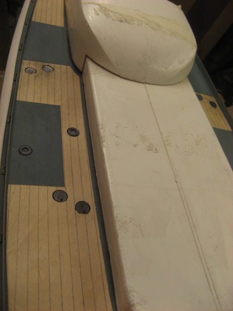 A lifeboat build blog...........How a kit is made! - Page 5 Deck_f23