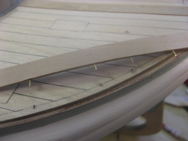 A lifeboat build blog...........How a kit is made! - Page 4 Drilli12
