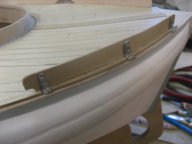 A lifeboat build blog...........How a kit is made! - Page 4 Drilli14