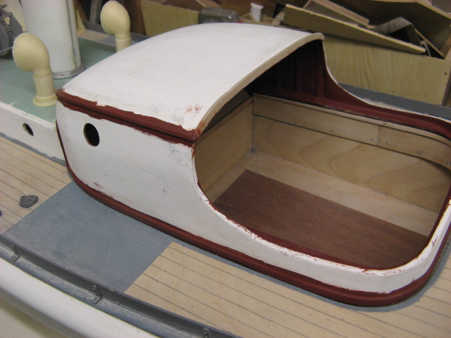 A lifeboat build blog...........How a kit is made! - Page 6 Fittin56