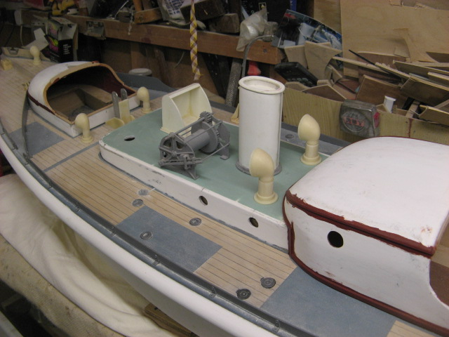 A lifeboat build blog...........How a kit is made! - Page 6 Fittin57
