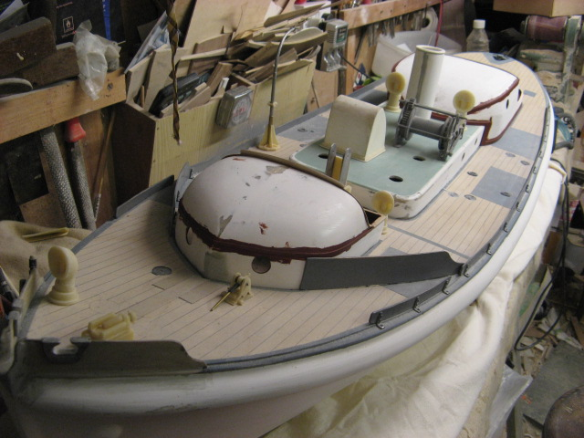 A lifeboat build blog...........How a kit is made! - Page 6 Fittin58