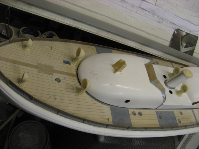 A lifeboat build blog...........How a kit is made! - Page 6 Fittin60