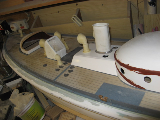 A lifeboat build blog...........How a kit is made! - Page 6 Fittin61