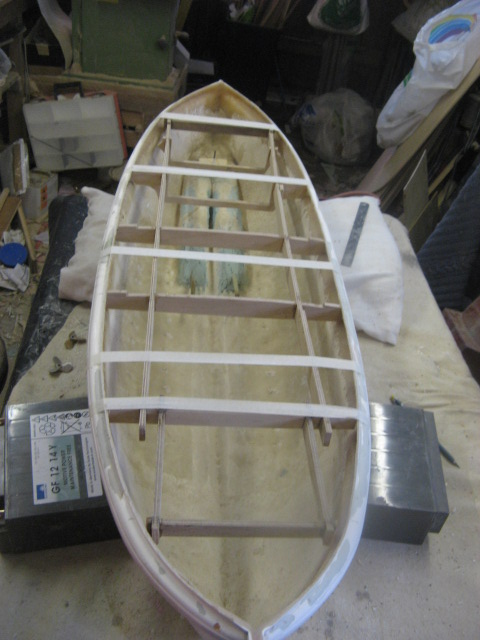 A lifeboat build blog...........How a kit is made! - Page 2 Frames11
