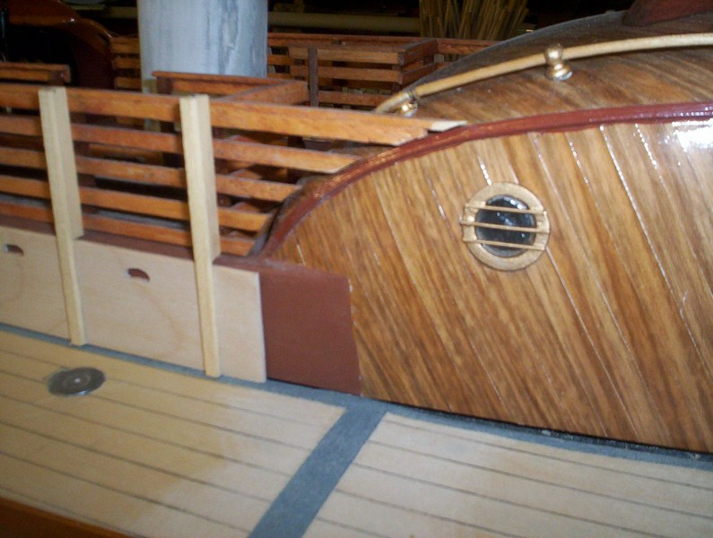 A lifeboat build blog...........How a kit is made! - Page 8 Glasin14