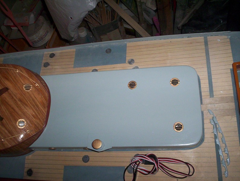 A lifeboat build blog...........How a kit is made! - Page 8 Glasin17