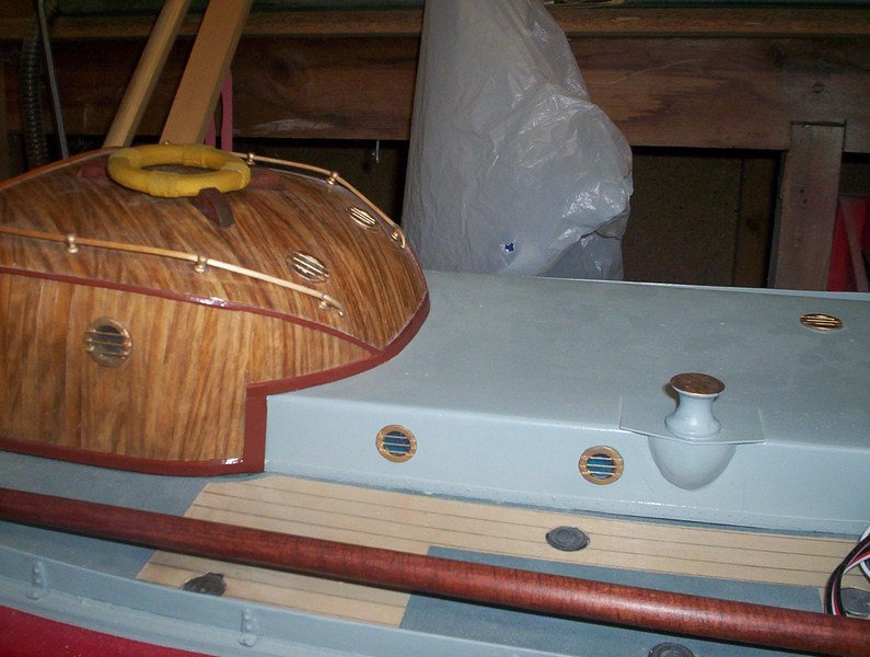 A lifeboat build blog...........How a kit is made! - Page 8 Glasin18