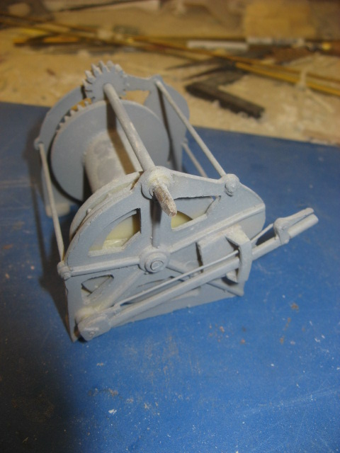 A lifeboat build blog...........How a kit is made! - Page 5 Hand_w12