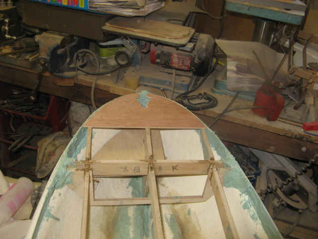 A lifeboat build blog...........How a kit is made! - Page 2 Intern16