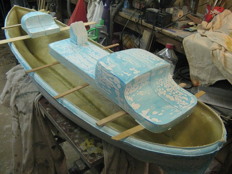 A lifeboat build blog...........How a kit is made! K_3_co10
