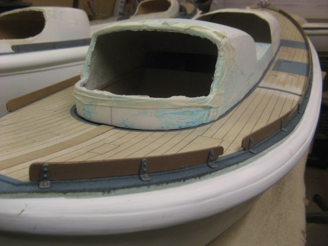 A lifeboat build blog...........How a kit is made! - Page 4 Kickbo11