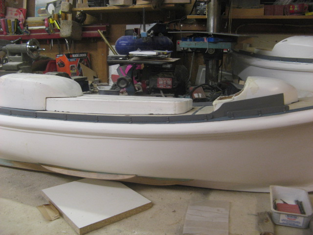 A lifeboat build blog...........How a kit is made! - Page 4 Kickbo14