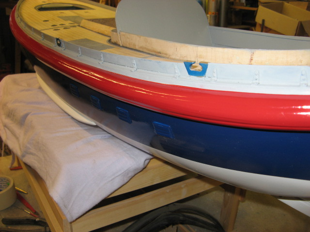 A lifeboat build blog...........How a kit is made! - Page 8 Lookin10
