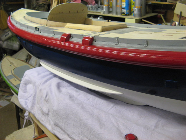 A lifeboat build blog...........How a kit is made! - Page 8 Lookin11