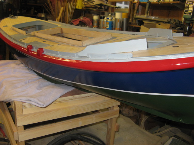 A lifeboat build blog...........How a kit is made! - Page 8 Lookin12