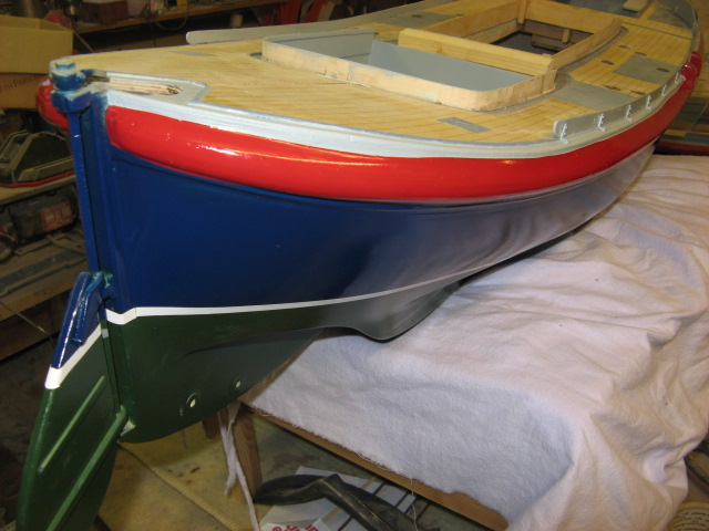 A lifeboat build blog...........How a kit is made! - Page 8 Lookin13