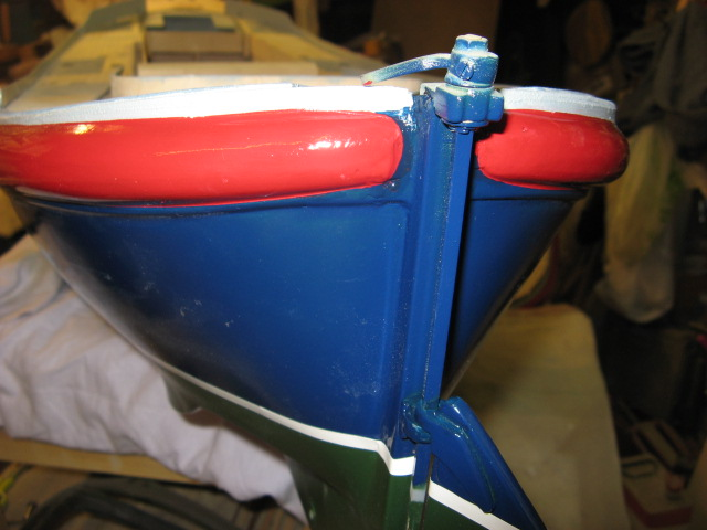 A lifeboat build blog...........How a kit is made! - Page 8 Lookin14
