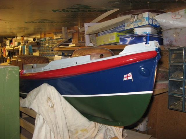 A lifeboat build blog...........How a kit is made! - Page 8 Lookin16
