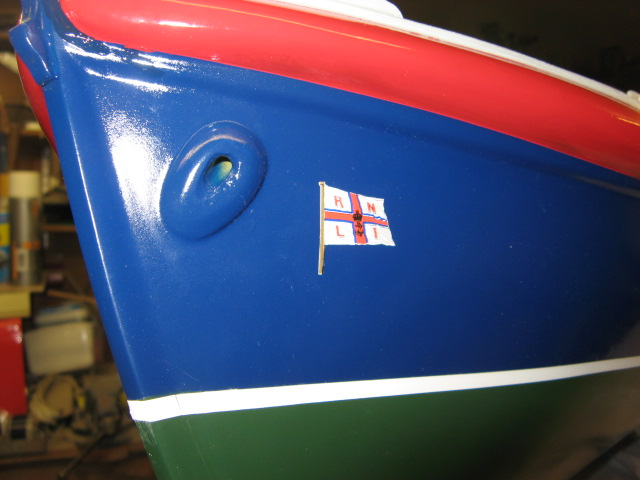 A lifeboat build blog...........How a kit is made! - Page 8 Lookin17